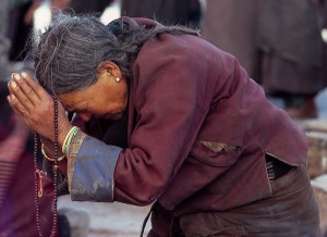 Tibet: Pure Devotion by Sylvain Labeste