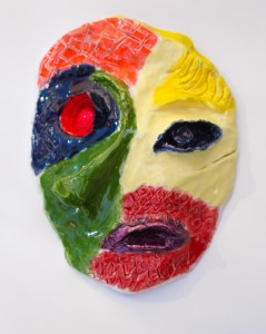 Mask of many shapes Robert Couse-Baker