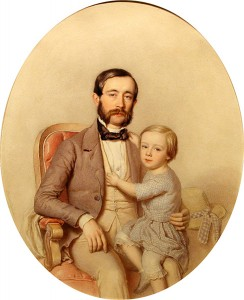 Decker_-_Father_with_child