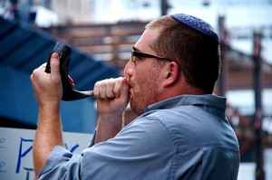 shofar for SoF