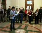interfaith worship at Capitol