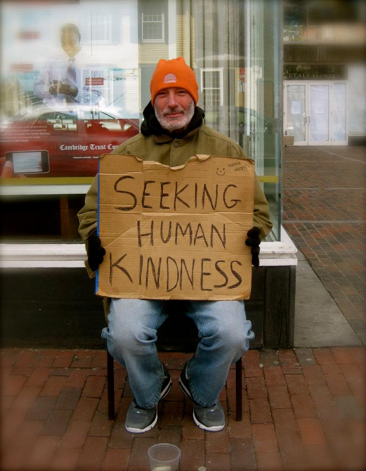 Seeking Kindness in Boston