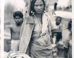 Dalit woman in Mumbai 1942