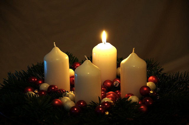"""Advent"" Copyright Tramani Sagrens. Used by permission under creative commons license"