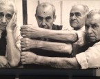 Concentration camp survivors carried their numbers tattooed upon their forearms.