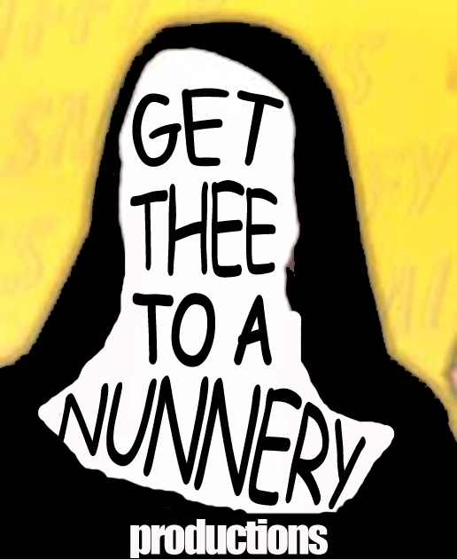 www.JennLindsay.com, Get Thee to a Nunnery Productions logo (production company of the author)