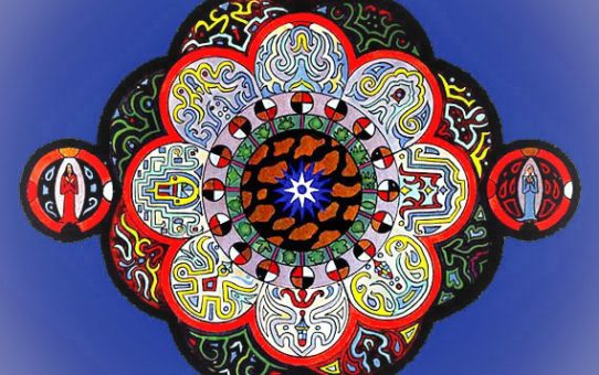 Mandala by CG Jung, 2009:105